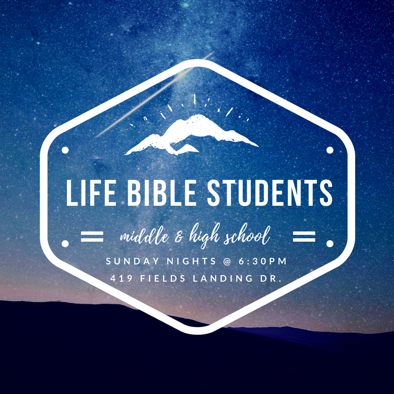 LIFE BIBLE STUDENTS