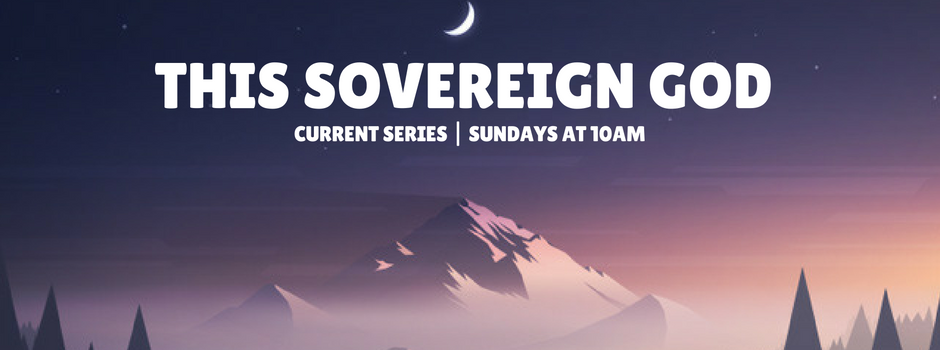 This Sovereign God