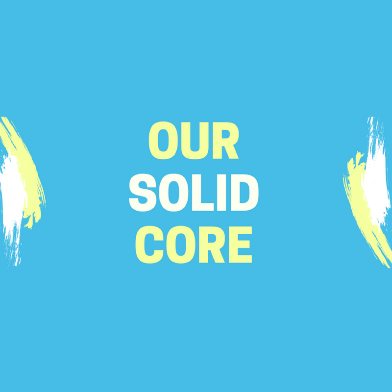 Our Solid Core: Part 1