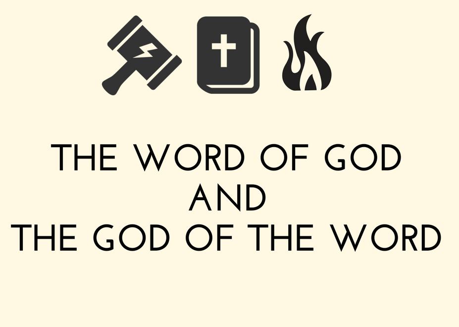 The Word of God and the God of the Word: The Word of God and You Image