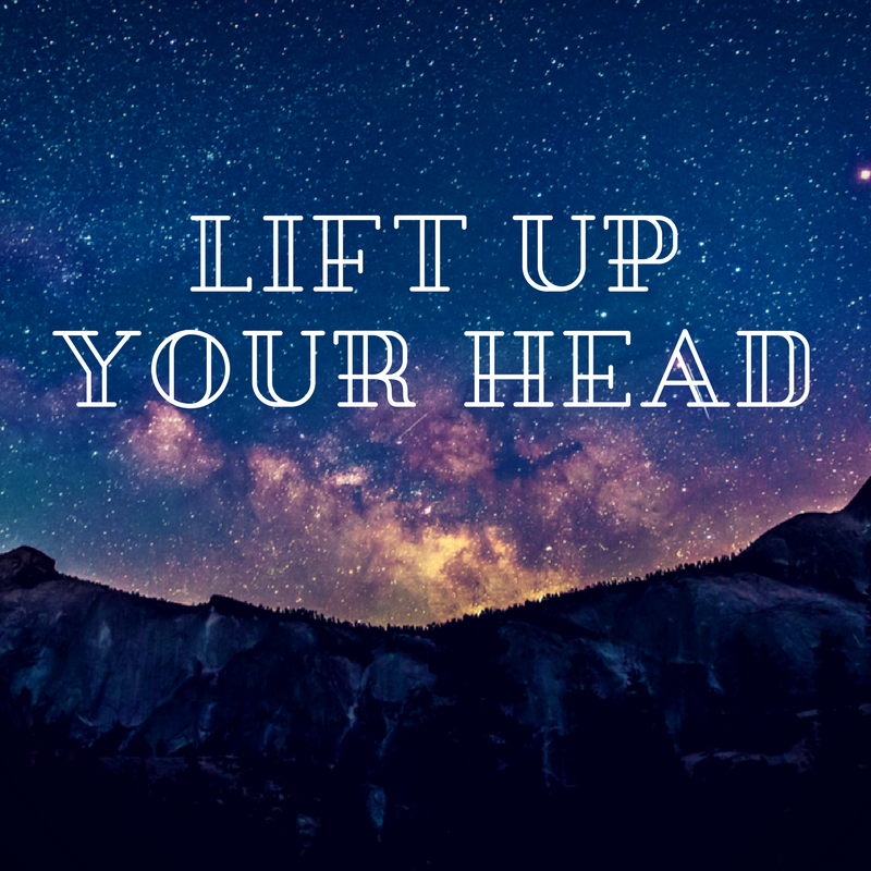 Lift Up Your Head: Speak to this Mountain Image