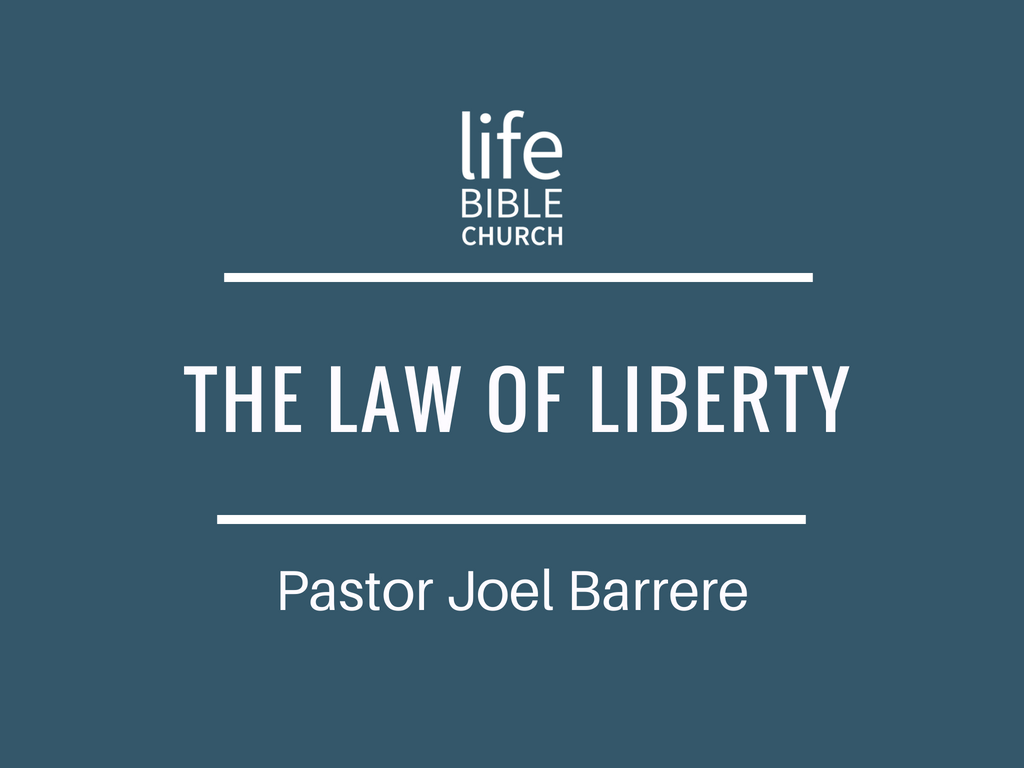 The Law of Liberty in the Household of Faith Image