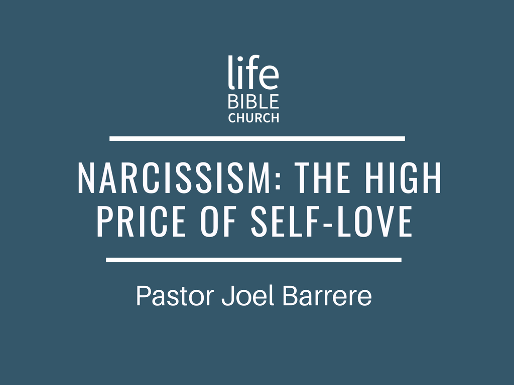 Narcissism - the high price of self love Image