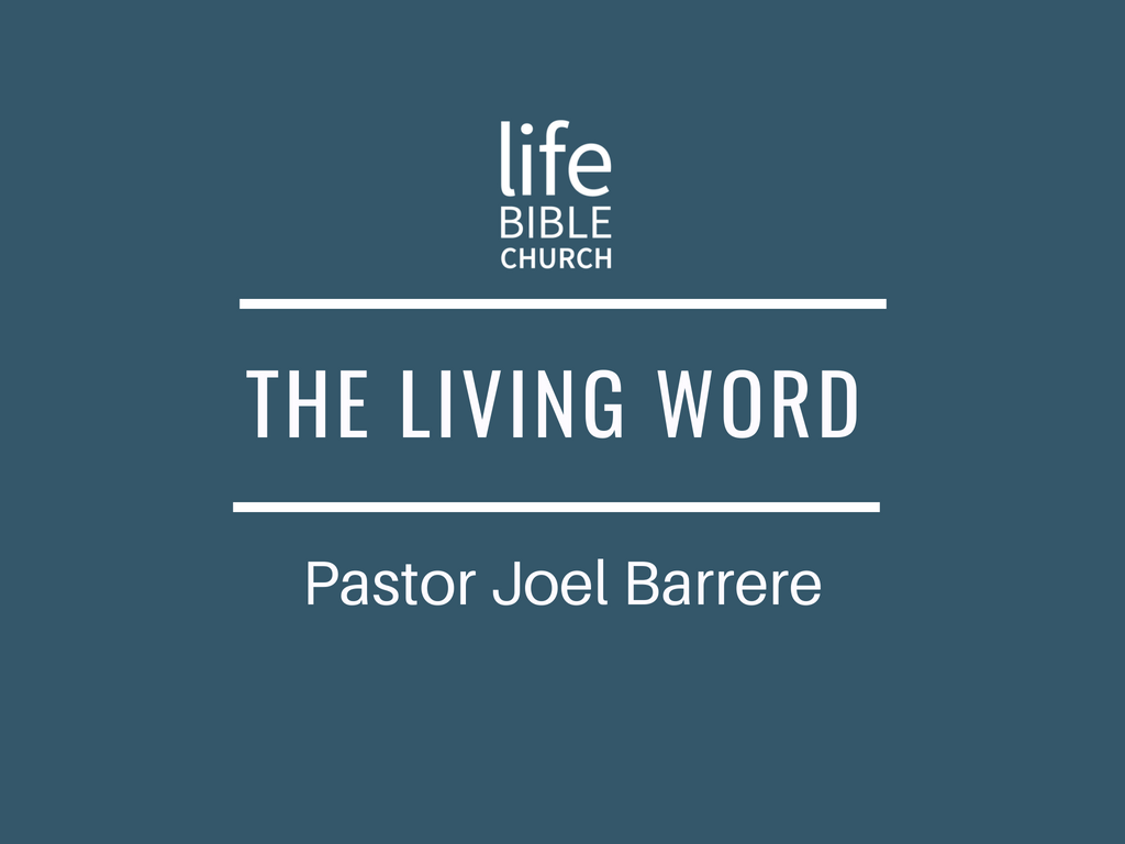 The Living Word Image