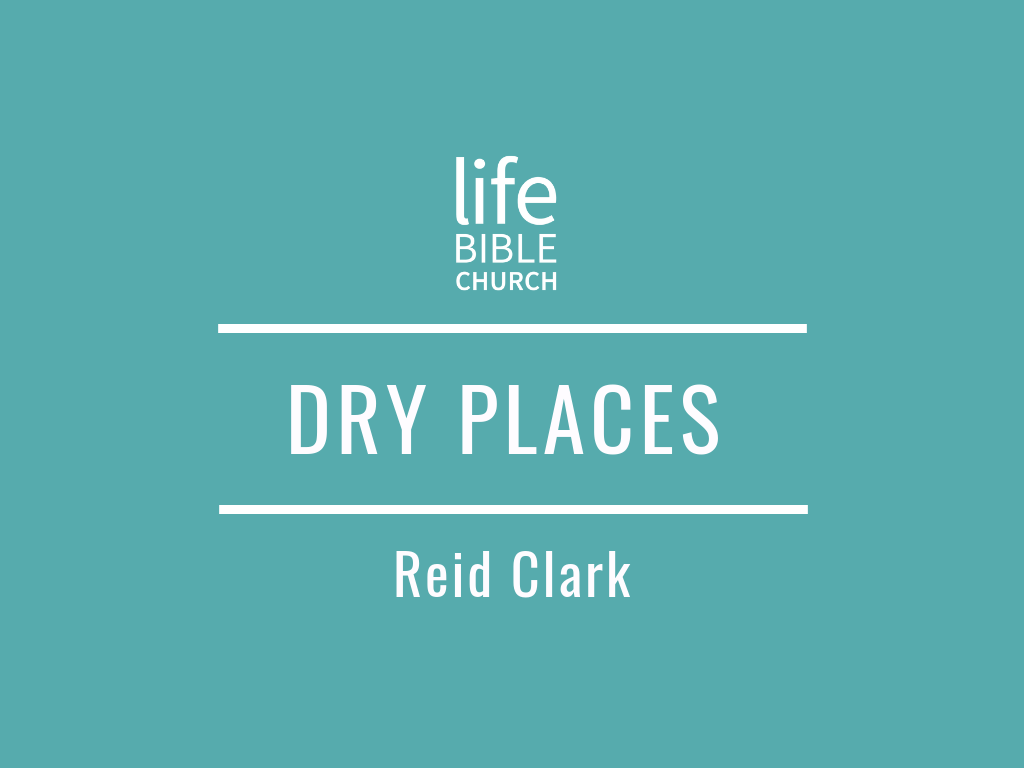 Dry Places Image