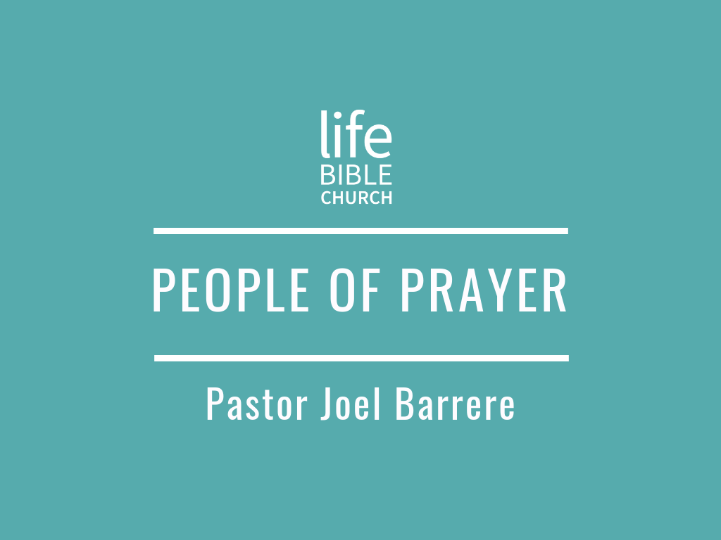 People of Prayer Image