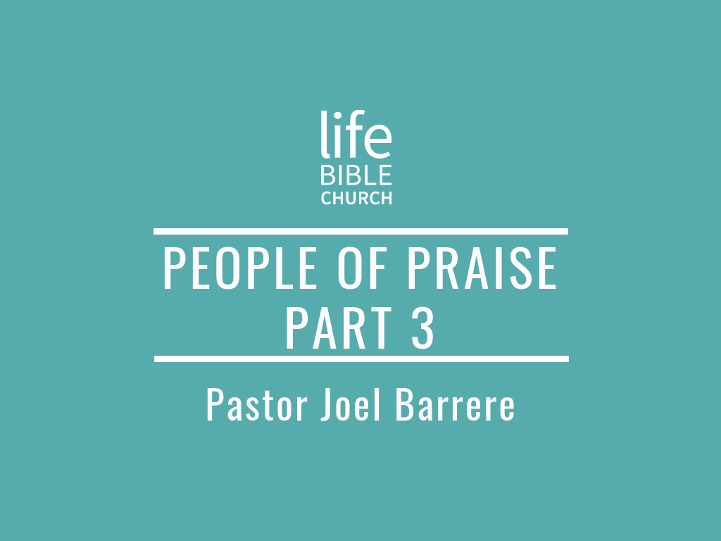 People of Praise Part 3 Image