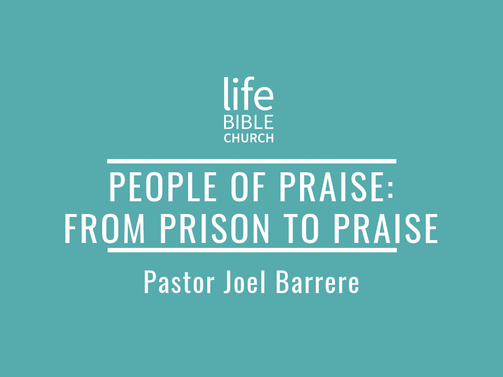 People of Praise: From Prison to Praise Image