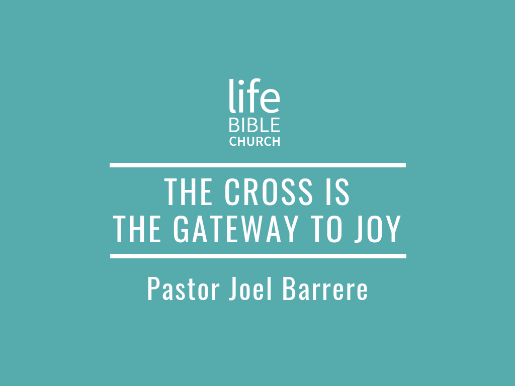 The Cross is the Doorway to Joy Image