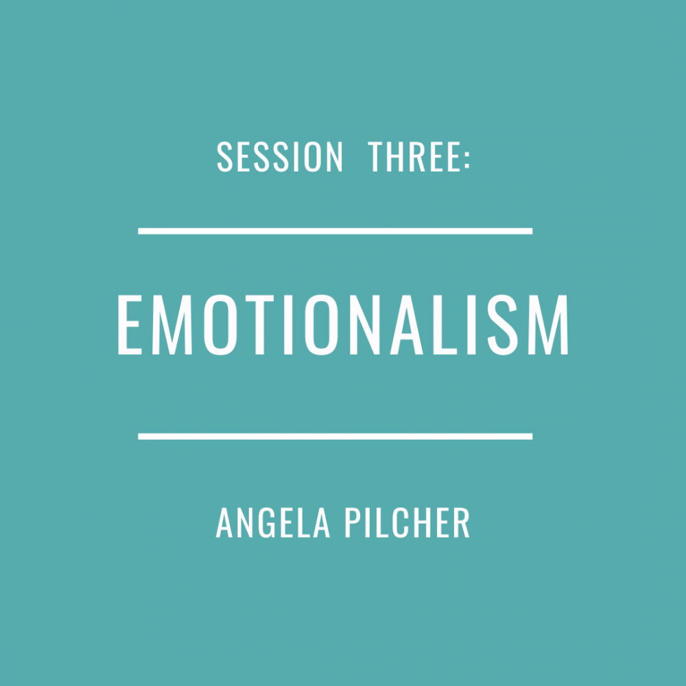 Session 3: Emotionalism Image