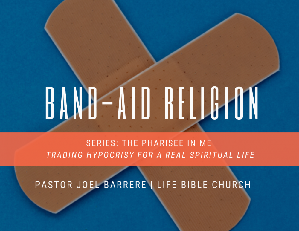Band-Aid Religion Image