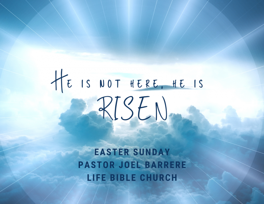 Easter Service Image