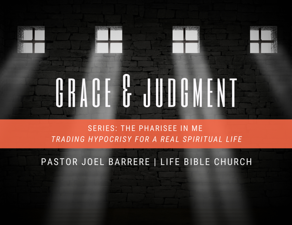 Grace and Judgment