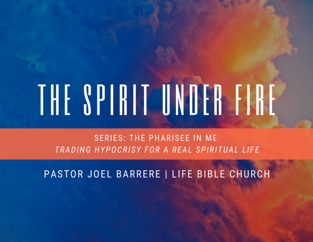 The Spirit Under Fire Image