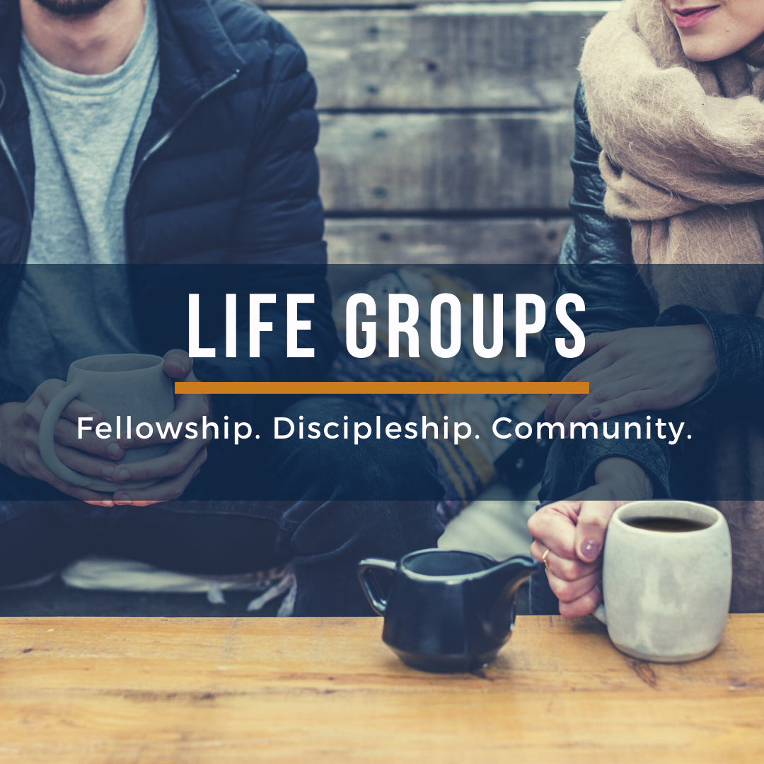 Copy of Life Groups - relaunch
