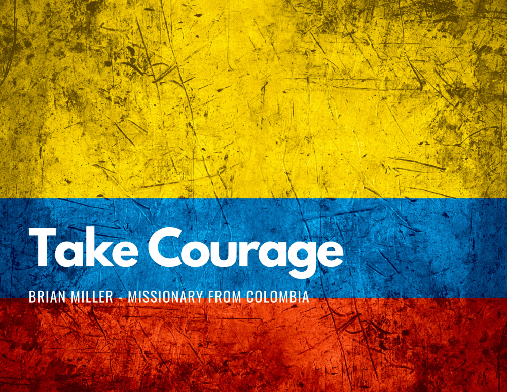 Take Courage Image