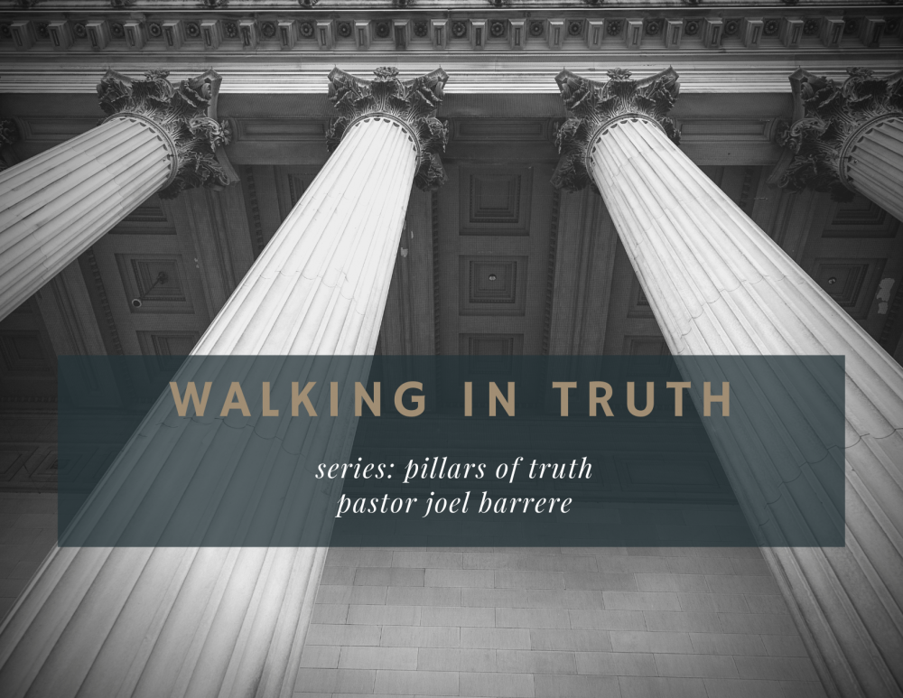 Walking In Truth Image