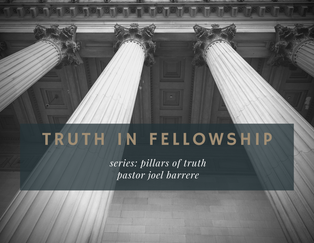 Truth In Fellowship Image