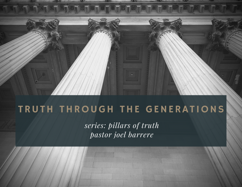 Truth Through the Generations Image
