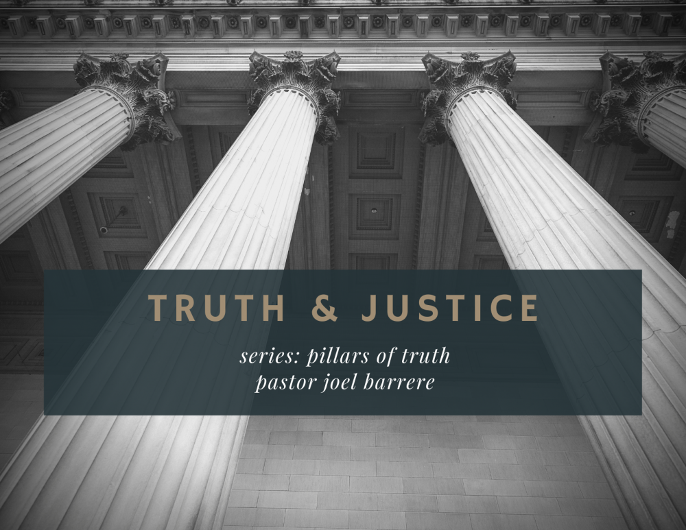 Truth & Justice Image
