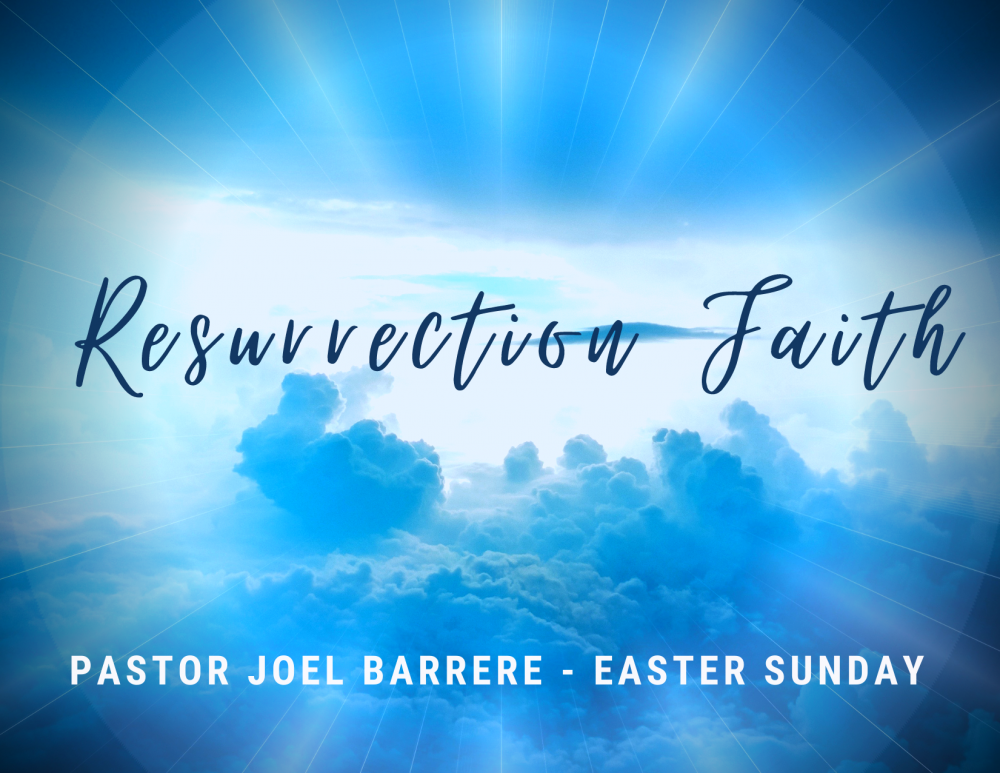 Resurrection Faith Image
