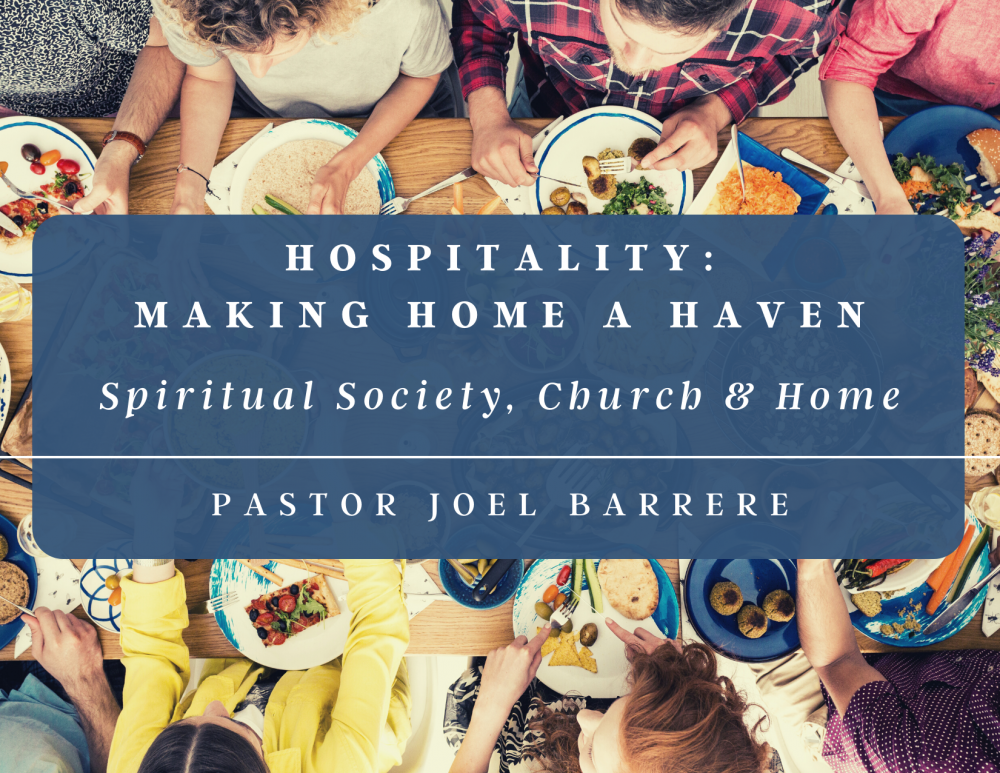 Spiritual Society, Church & Home Image