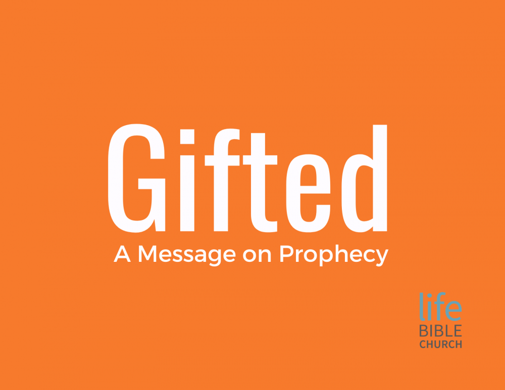The Gift of Prophecy Image
