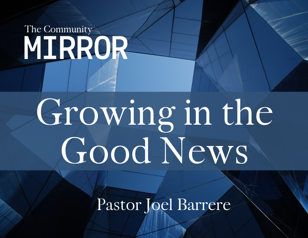 Growing in the Good News Image