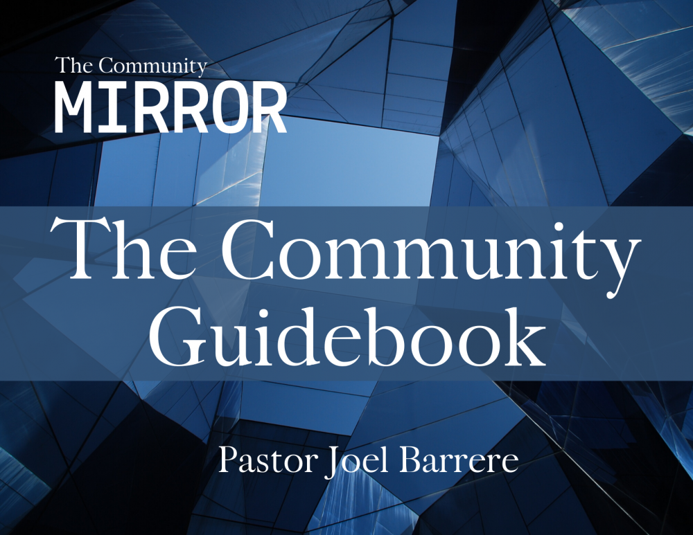 The Community Guidebook Image