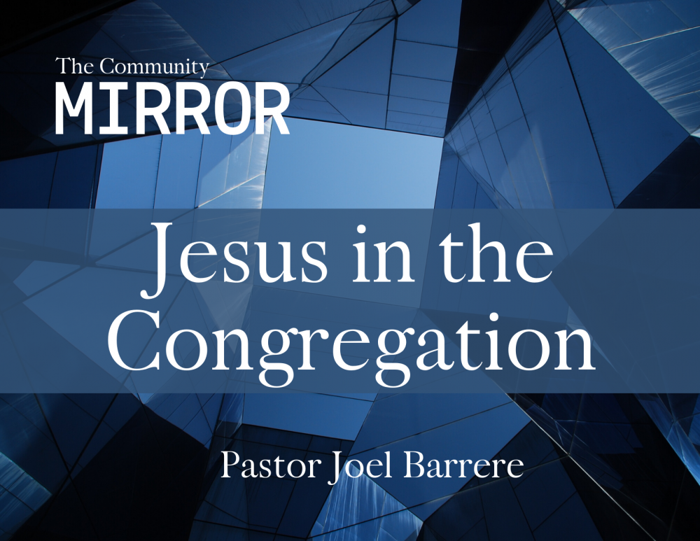 Jesus in the Congregation Image